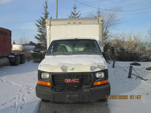 GMC Savana - Salvage GMC 4544
