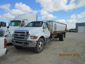 Ford F-750 - Salvage F75-7839