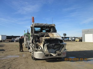 Freightliner Cascadia 125 - Salvage CAS-4720