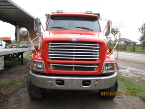 Ford LT9513 - Salvage FOR/STE1122-CTP