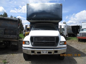 Ford F650 - Salvage FOR1161-CTP