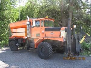 Oshkosh MPT Truck - Salvage OSH1378-CT