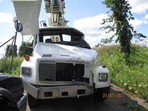Freightliner FL70 - Salvage FRE1383-CT