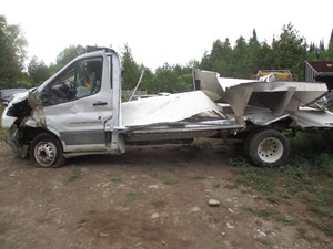 Ford Transit Cutaway - Salvage FOR19-1624-CTP