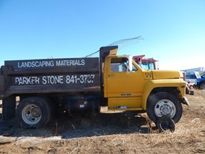 Ford F700 - Salvage 5060