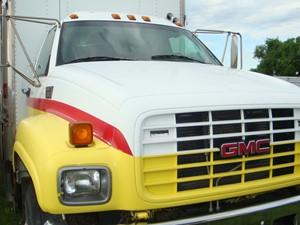 Salvage Heavy Duty GMC C7500 Trucks | TPI