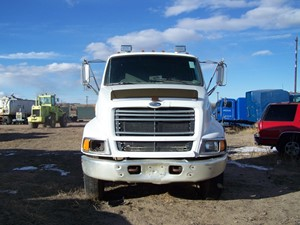 Sterling L8513 - Salvage 5025