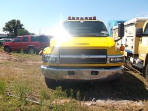 Chevrolet C4500 - Salvage 5000