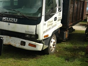 Isuzu FRR - Salvage 5