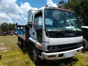 Salvage Heavy Duty Isuzu Trucks | TPI