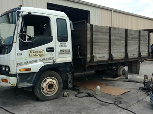 Isuzu FRR - Salvage 4