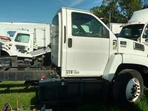 GMC C7500 - Salvage 10