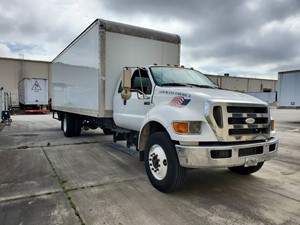 Ford F-750 - Salvage 44