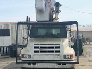 International 4900 - Salvage 222