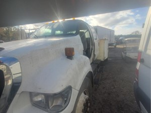 Ford F-650 - Salvage 1355