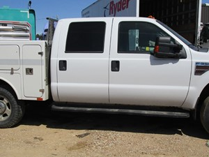 Ford F350 - Salvage 6