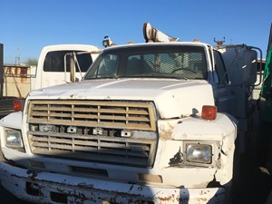 Ford F600 - Complete 1035