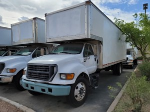 Ford F-650 - Salvage 1301