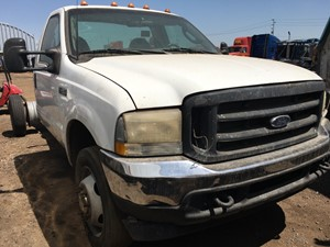 Ford F-450 - Salvage 1239