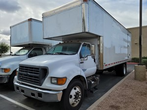 Ford F-650 - Salvage 1298