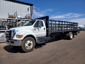 Ford F-650 - Complete 1234
