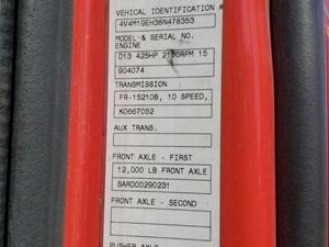 Volvo VNM - Salvage 1093
