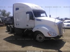 Kenworth T680 - Salvage 1184