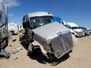 Kenworth T680 - Salvage 1244