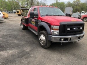 Ford F-450 - Salvage 45