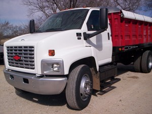 Chevrolet C6500 - Salvage C254