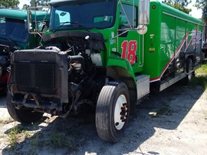 Salvage Heavy Duty Kenworth T300 Trucks | TPI