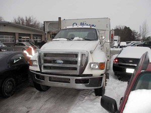 Ford F-750 - Salvage SV-4