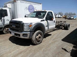Ford F-550 - Salvage SV-84