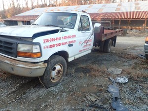 Ford F-350 - Salvage TA160