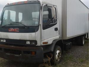 GMC T6500 - Salvage TA018