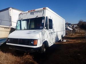 WorkHorse P42 Diesel Step Van - Salvage TA151