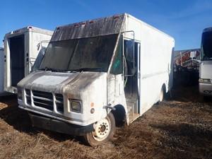 WorkHorse P42 Diesel Step Van - Salvage TA149