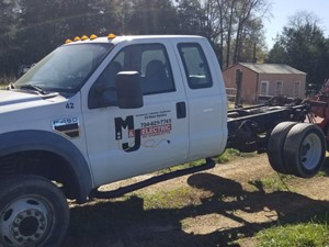 Ford F-450 - Salvage SV-11