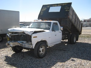 Ford F350 - Salvage 528