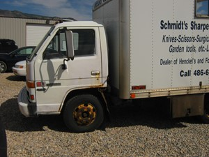 GM/Chev (HD) W4500 - Salvage 345