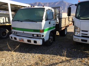 Isuzu NPR - Salvage 784