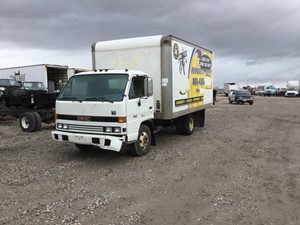 GM/Chev (HD) W4000 - Salvage 792