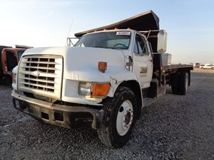 Ford F700 - Salvage 722
