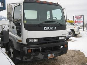 Isuzu FSR - Salvage 398