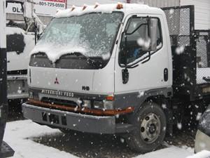 Mitsubishi FE639 - Salvage 351