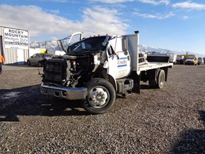 Ford F650 - Salvage 720