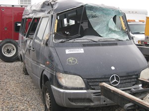 Mercedes SPRINTER - Salvage 381