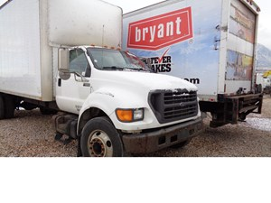 Ford F650 - Salvage 734
