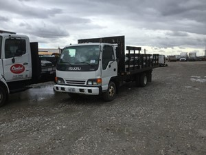 Salvage Heavy Duty Isuzu NPR HD Trucks | TPI