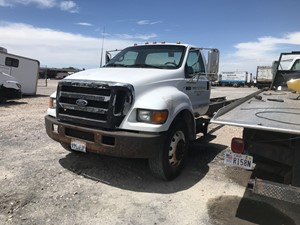 Ford F-650 - Salvage 868